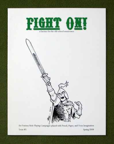Image for Fight On! Magazine, Issue 1