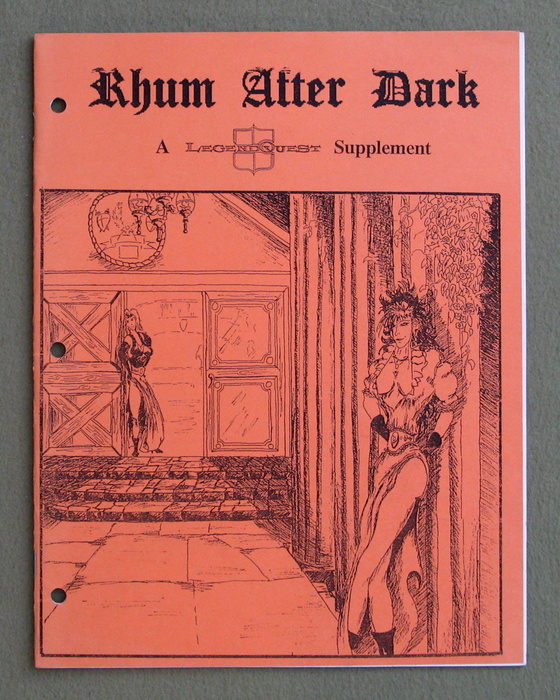 Image for Rhum After Dark (LegendQuest Supplement)