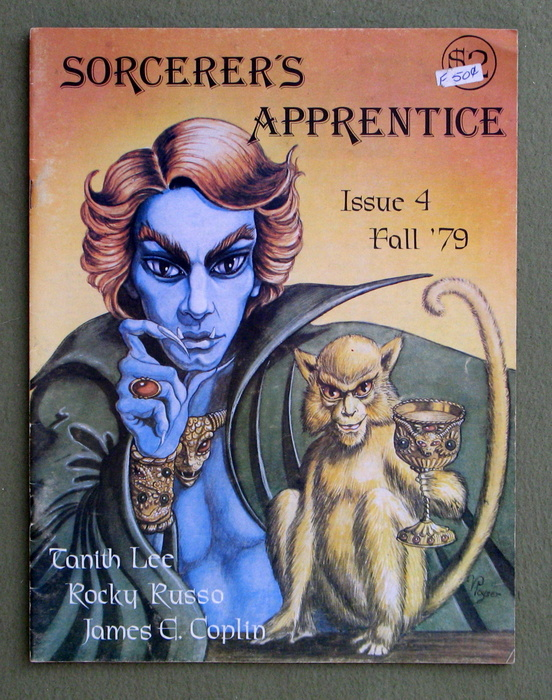 Image for Sorcerer's Apprentice Magazine, Issue 4