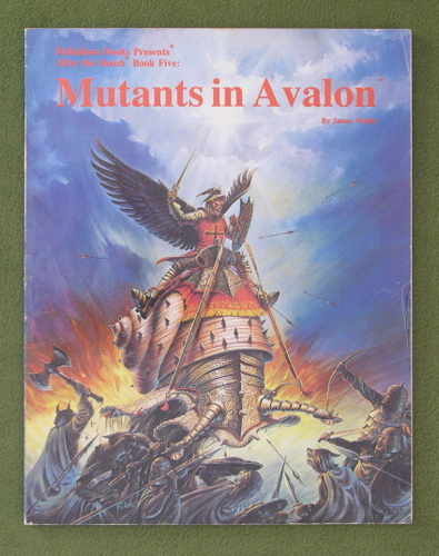 Image for Mutants in Avalon (After the Bomb)