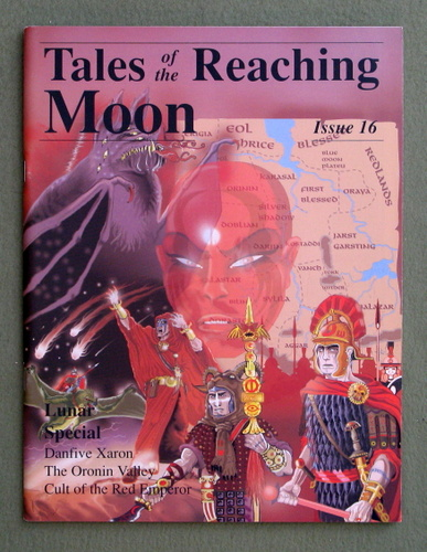 Image for Tales of the Reaching Moon, Issue 16 (Glorantha/Runequest)
