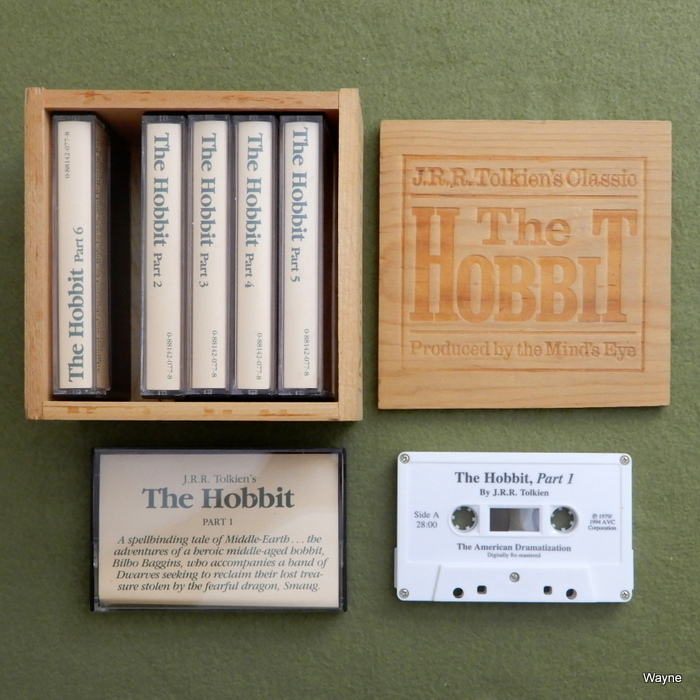 Image for The Hobbit (Book on Tape)
