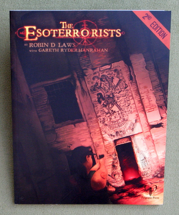 Image for The Esoterrorists RPG (2nd Edition)