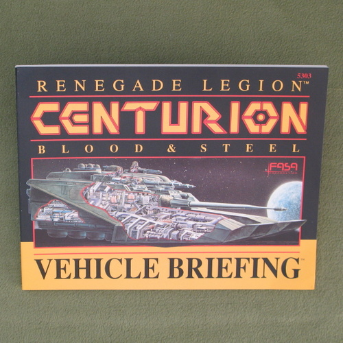 Image for Centurion Vehicle Briefing (Renegade Legion)