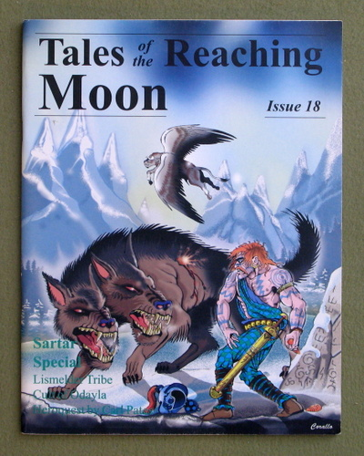 Image for Tales of the Reaching Moon, Issue 18 (Glorantha/Runequest)