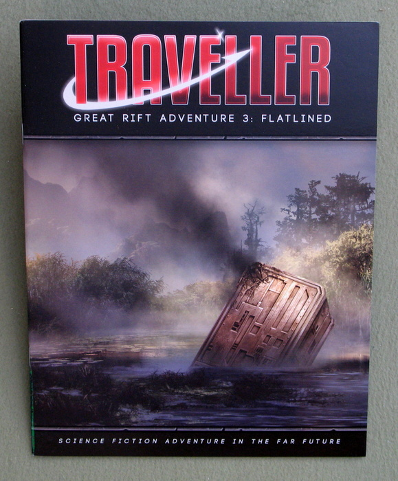 Image for Traveller: Great Rift Adventure 3: Flatlined