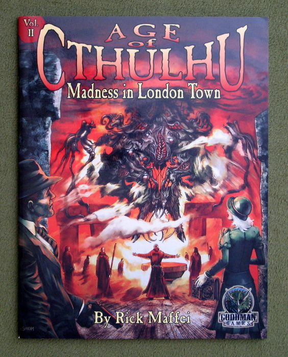 Image for Age of Cthulhu 2: Madness In London Town