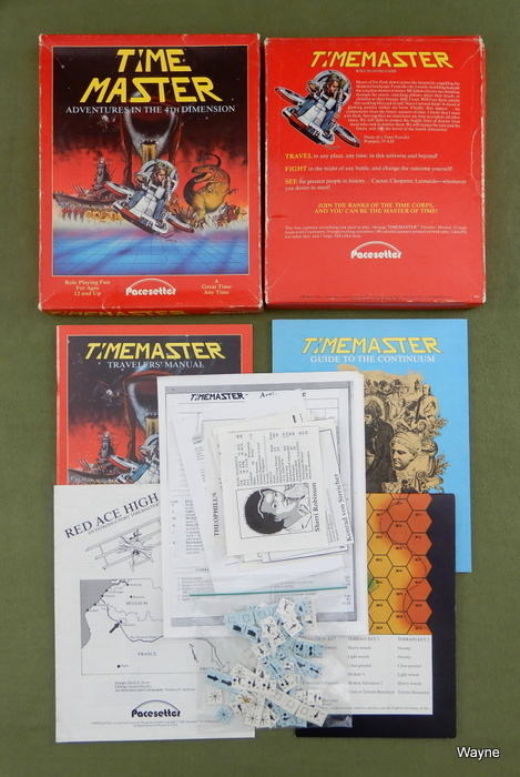 Image for TimeMaster Roleplaying Game