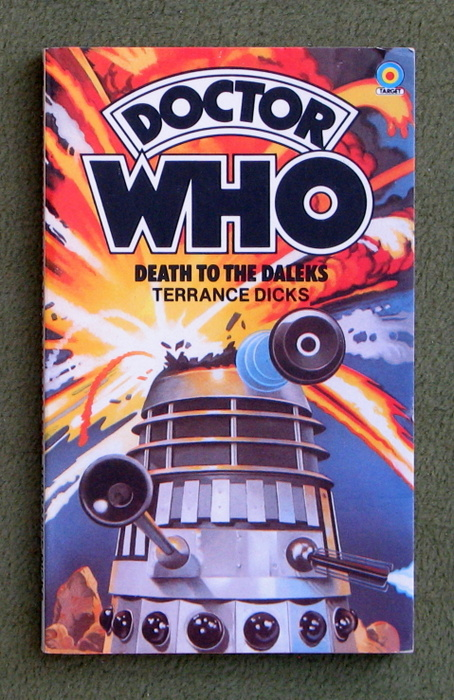 Image for Doctor Who: Death to the Daleks