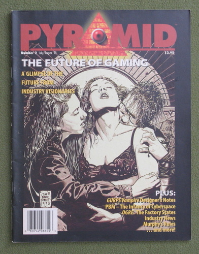 Image for Pyramid Magazine, Number 2