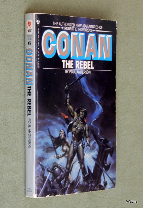 Image for Conan the Rebel