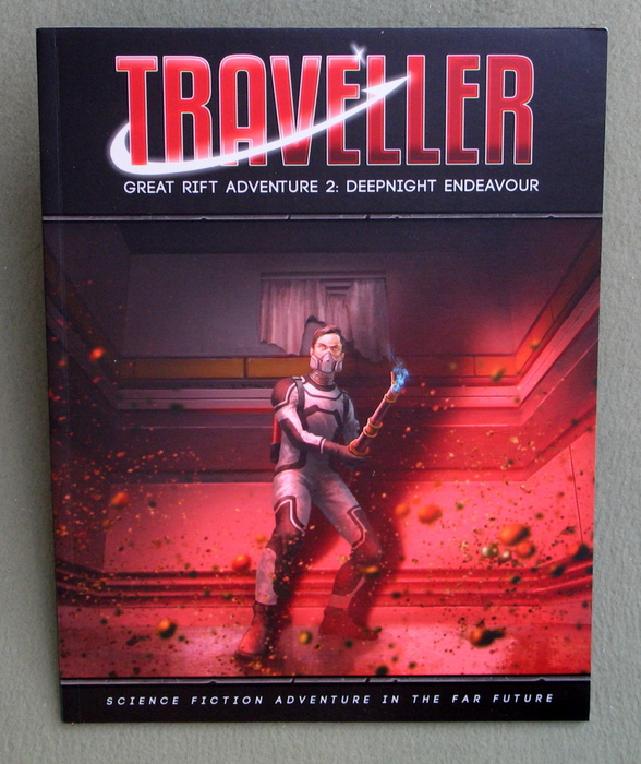 Image for Traveller: Great Rift Adventure 2: Deepnight Endeavour