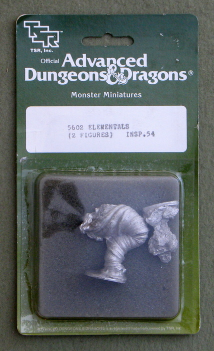 Image for Elementals (Advanced Dungeons & Dragons Monster Miniatures)
