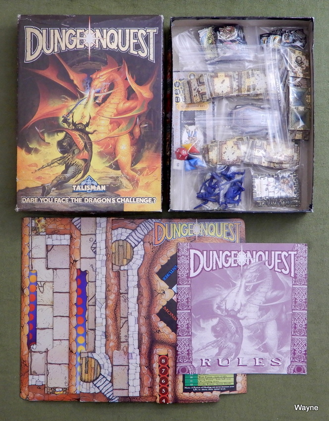 Image for DungeonQuest