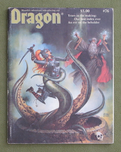 Image for Dragon Magazine, Issue 76