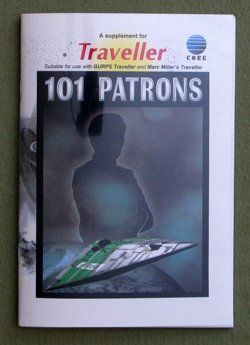 Image for 101 Patrons (BITS Traveller)