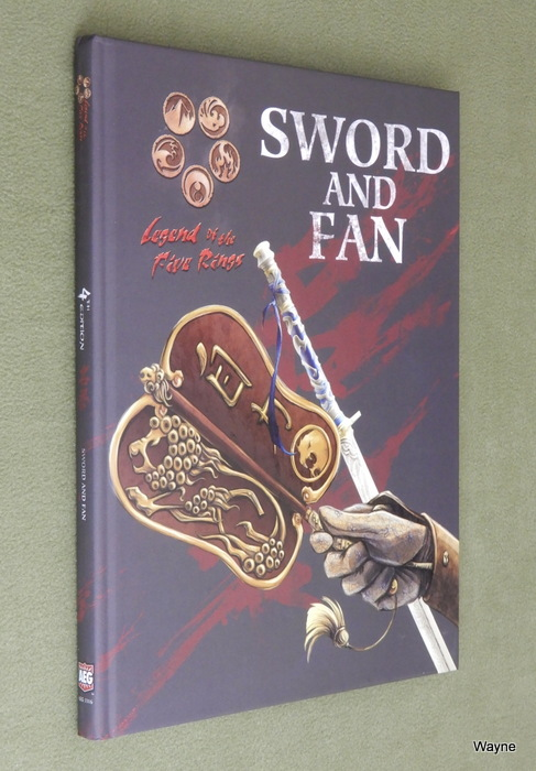 Image for Sword and Fan (Legend of the Five Rings, 4th edition)