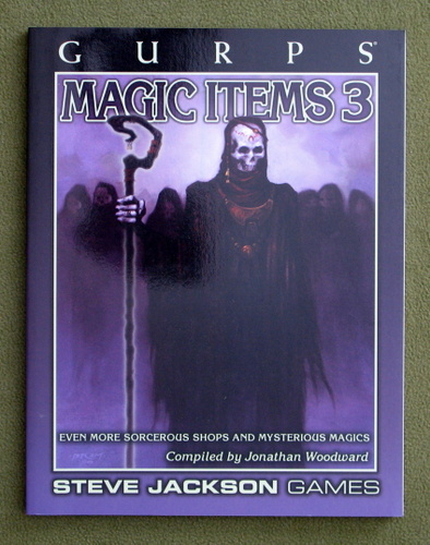 Image for GURPS Magic Items 3