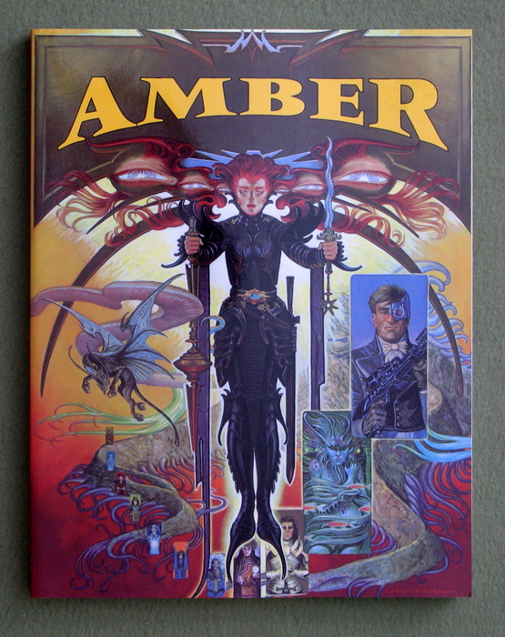 Image for Amber Diceless Role-Playing