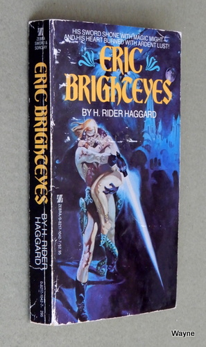 Image for Eric Brighteyes