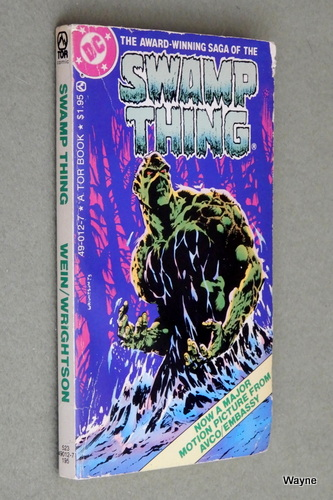 Image for Swamp Thing (DC Comics)