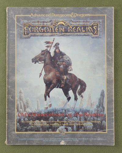Image for DM's Sourcebook of the Realms (Forgotten Realms) - PLAY COPY