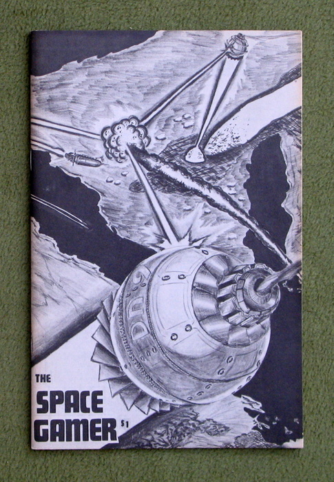 Image for The Space Gamer Magazine, Issue 7