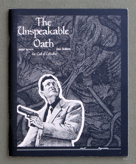 Image for Unspeakable Oath, Issue 7 (Call of Cthulhu)