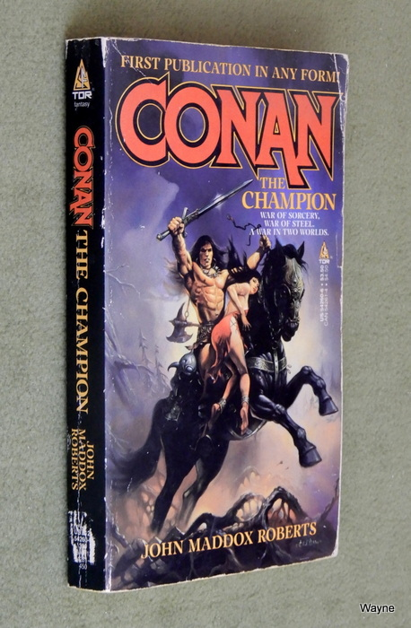 Image for Conan the Champion