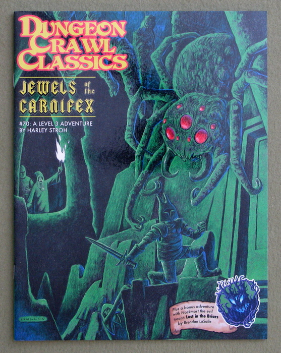 Image for Jewels of the Carnifex (Dungeon Crawl Classics #70)