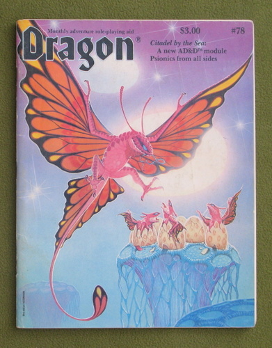 Image for Dragon Magazine, Issue 78