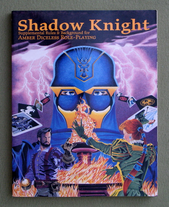 Image for Shadow Knight (Amber Diceless Role Playing)