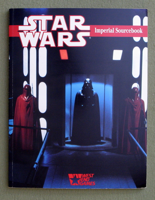 Image for Imperial Sourcebook (Star Wars RPG)