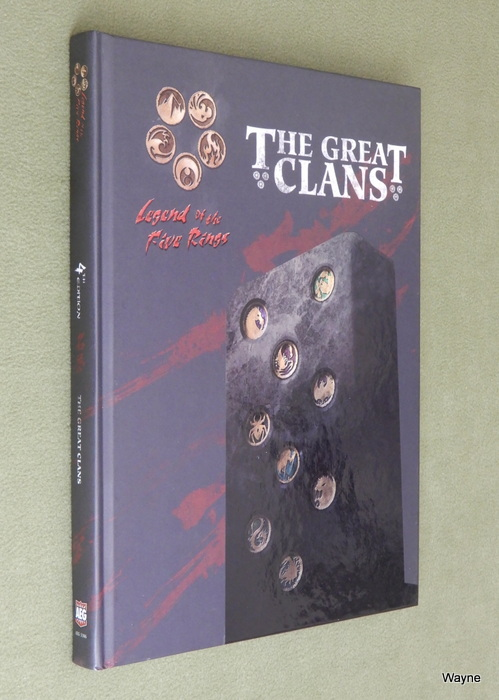 Image for The Great Clans (Legend of the Five Rings, 4th edition)