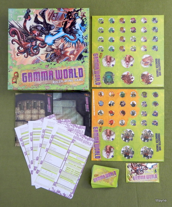 Image for D&D Gamma World Roleplaying Game