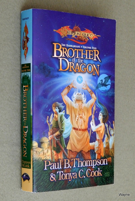 Image for Brother of the Dragon (Dragonlance: The Barbarians, Vol. 2)