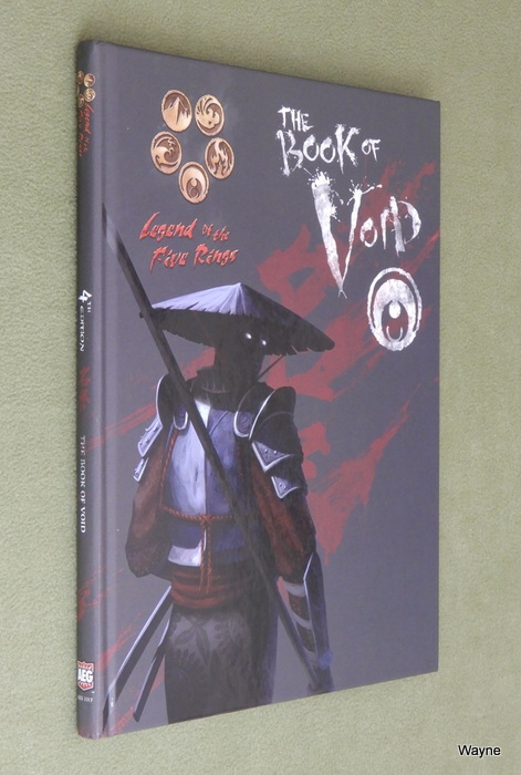 Image for Book of Void (Legend of the Five Rings, 4th edition)