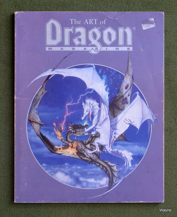 Image for The Art of Dragon Magazine: Including All the Cover Art from the First Ten Years