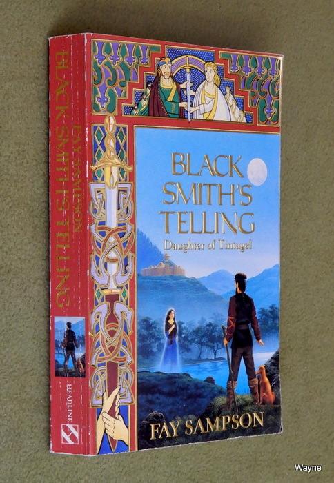 Image for Black Smith's Telling (Daughter of Tintagel, Book 3)