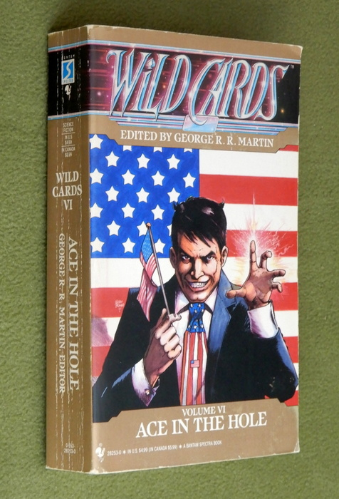 Image for Ace in the Hole (Wild Cards VI)