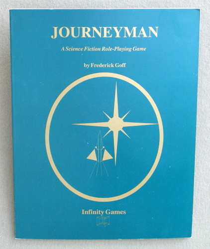 Image for Journeyman: A Science Fiction Role-Playing Game