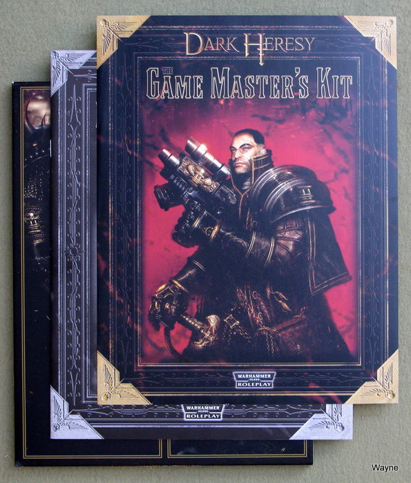 Image for Dark Heresy Game Master's Kit (Warhammer 40,000 Roleplay)