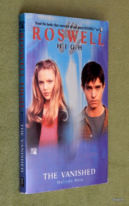Image for The Vanished (Roswell High)