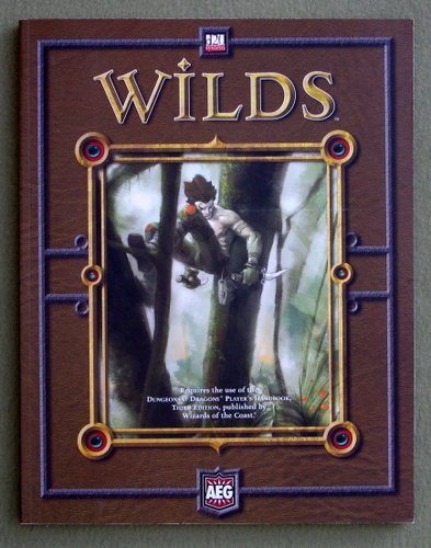 Image for Wilds (D20 System Supplements)