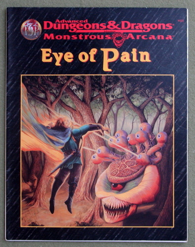Image for Eye of Pain (Advanced Dungeons & Dragons/Monstrous Arcana Accessory)