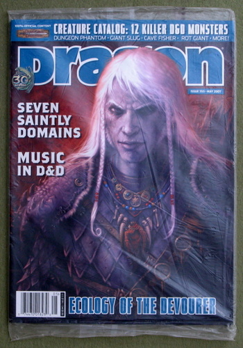 Image for Dragon Magazine, Issue 355
