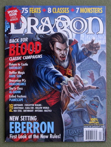 Image for Dragon Magazine, Issue 315
