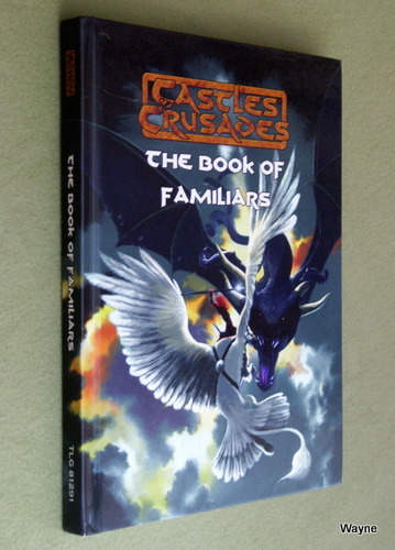 Image for The Book of Familiars (Castles & Crusades)