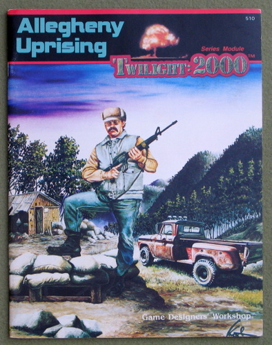 Image for Allegheny Uprising (Twilight: 2000)