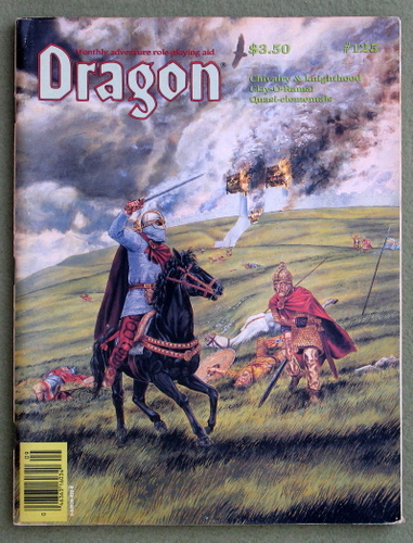 Image for Dragon Magazine, Issue 125